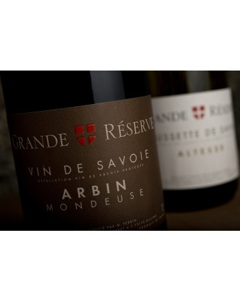 "Mondeuse cru Arbin ""Mr PERRIN"""