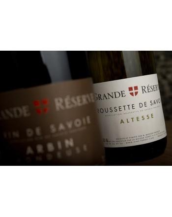"""Roussette de Savoie """"Mr MASSON"""""""