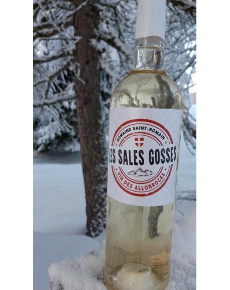 """Les Sales Gosses """"Blanc"""""""