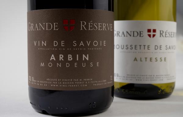 Les vins de Savoie de la Maison Perret